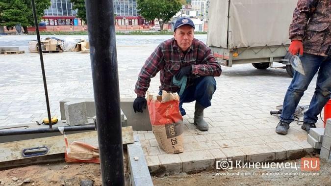 В центре Кинешмы только бизнесмен Березкин вложился в благоустройство своей собственности фото 2