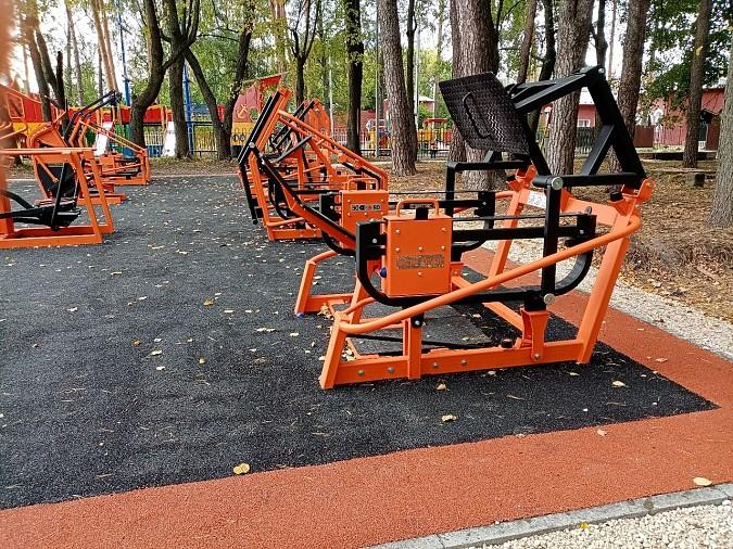 В Наволоках открыли спортивную площадку фото 5