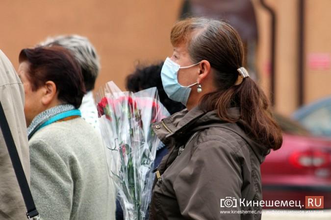 В Кинешме открыли доску памяти поэтов Говорковых фото 30