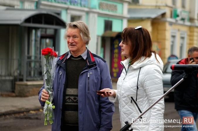 В Кинешме открыли доску памяти поэтов Говорковых фото 24