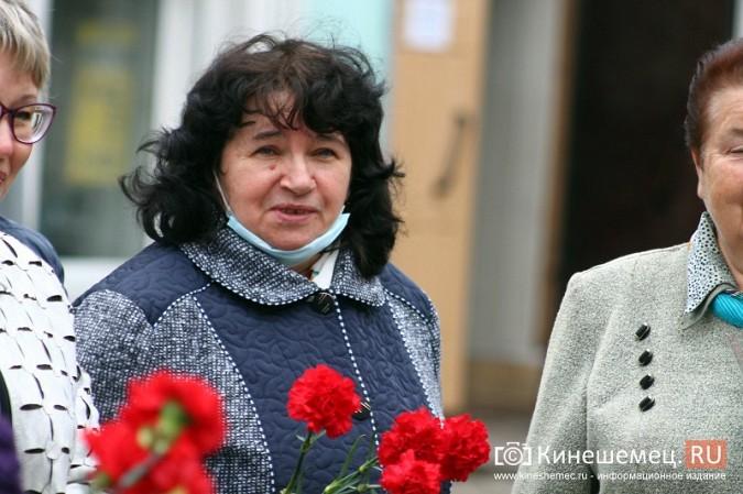 В Кинешме открыли доску памяти поэтов Говорковых фото 37