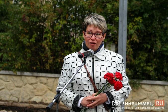 В Кинешме открыли доску памяти поэтов Говорковых фото 20