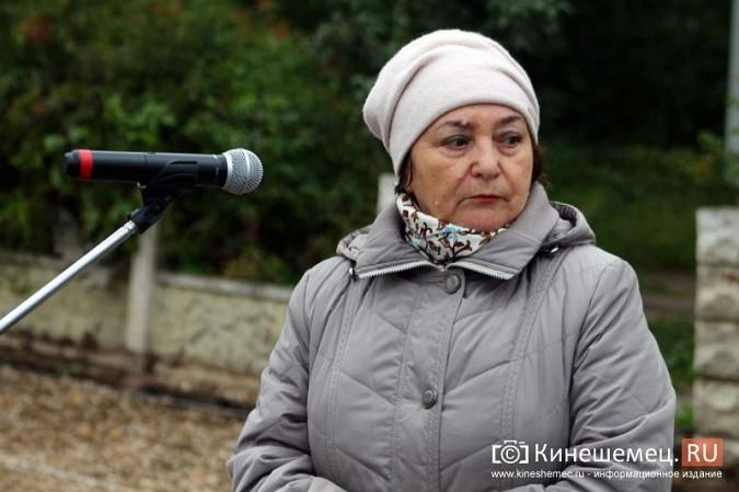 В Кинешме открыли доску памяти поэтов Говорковых фото 26