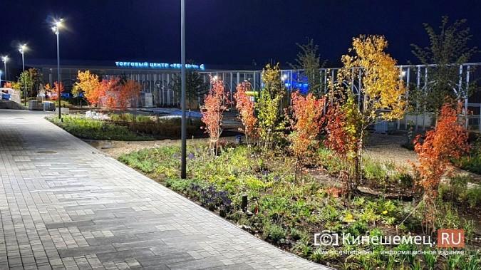 Многомиллионное благоустройство центра завершается при новой подсветке фото 5