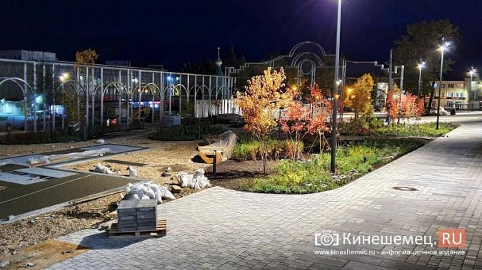 Многомиллионное благоустройство центра завершается при новой подсветке фото 4
