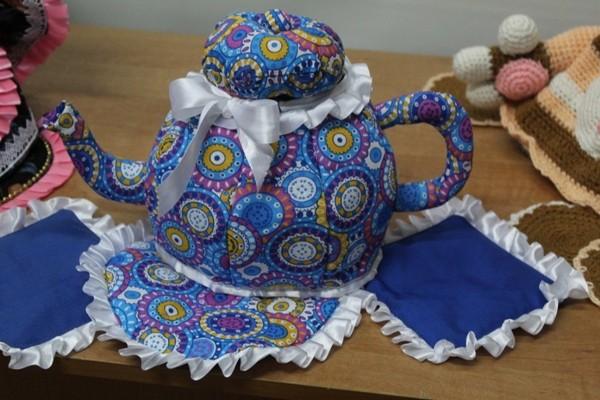 В Кинешемской женской колонии провели конкурс наборов для чаепития фото 4