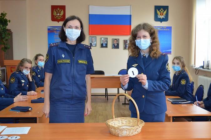 Сотрудницы УФСИН из Кинешмы участвуют в региональном этапе конкурса «Мисс УИС» фото 6