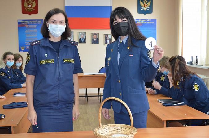 Сотрудницы УФСИН из Кинешмы участвуют в региональном этапе конкурса «Мисс УИС» фото 5