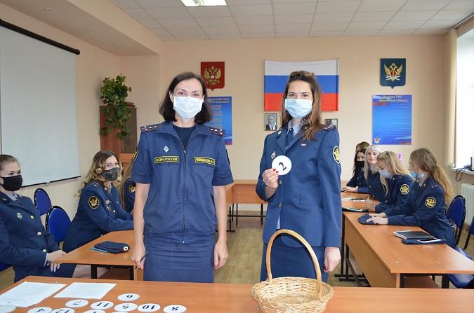Сотрудницы УФСИН из Кинешмы участвуют в региональном этапе конкурса «Мисс УИС» фото 7