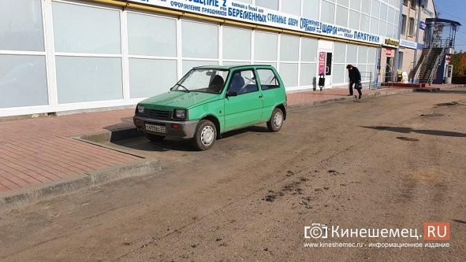 «Стрелочное» благоустройство Кинешмы все-таки захватило частную собственность фото 4