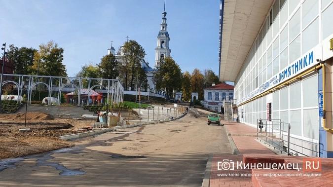 «Стрелочное» благоустройство Кинешмы все-таки захватило частную собственность фото 2