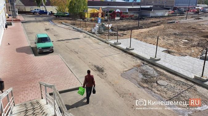 «Стрелочное» благоустройство Кинешмы все-таки захватило частную собственность фото 3
