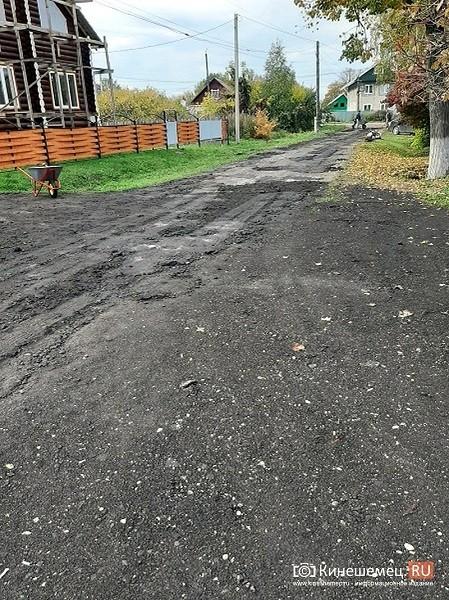 Не дожидаясь властей, жители Кинешмы за свой счет ремонтируют дороги в частом секторе фото 2