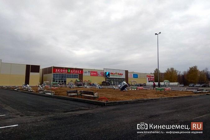 У гипермаркета «Лига Гранд» возводится огромная площадка для детей фото 5
