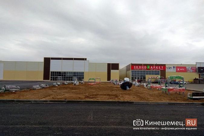 У гипермаркета «Лига Гранд» возводится огромная площадка для детей фото 8