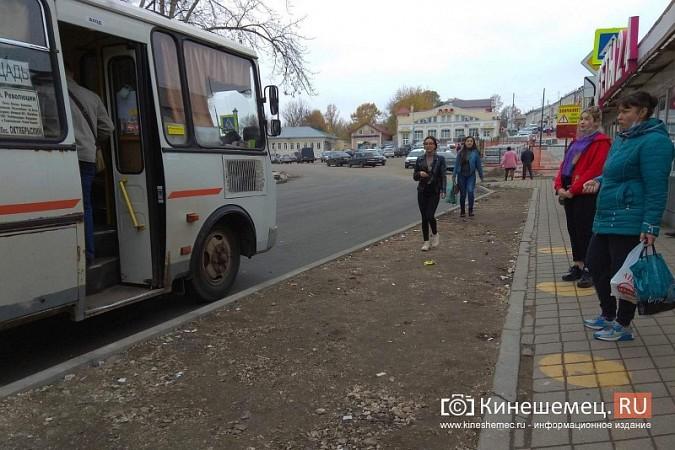 Посадочную площадку на остановке «Площадь Революции» расширили фото 4
