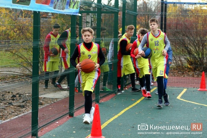 В Кинешме торжественно открыли 3 спортивные площадки фото 18