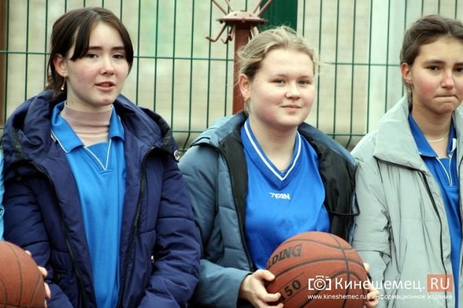 В Кинешме торжественно открыли 3 спортивные площадки фото 50