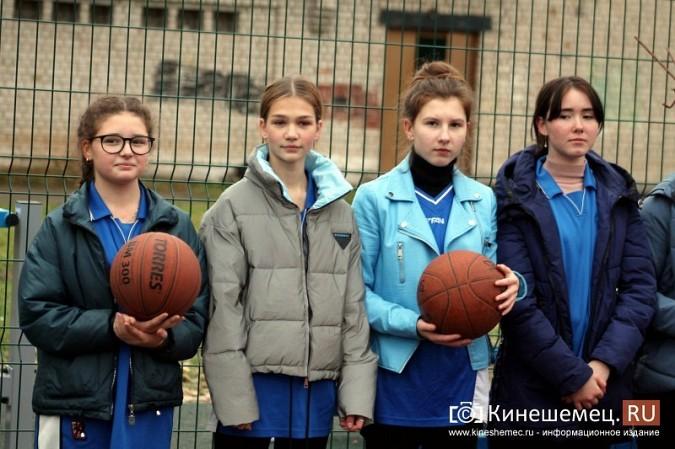 В Кинешме торжественно открыли 3 спортивные площадки фото 51