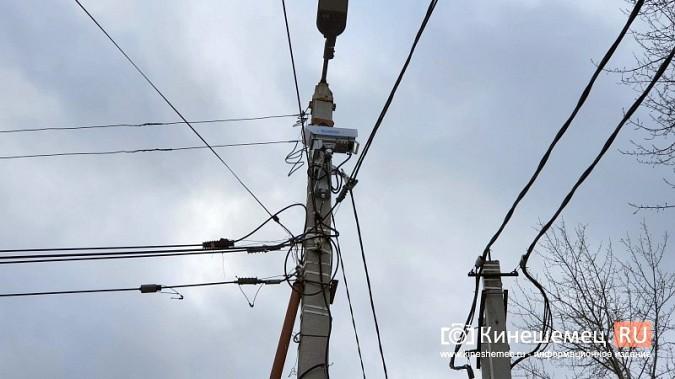В Кинешме на перекрестке у Никольского моста установили камеру видеофиксации фото 5
