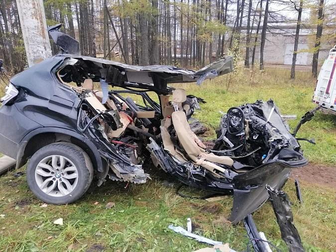 Пять человек погибли в жуткой аварии на Кохомском шоссе фото 4