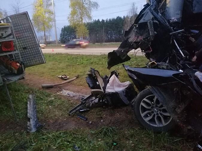 Пять человек погибли в жуткой аварии на Кохомском шоссе фото 5