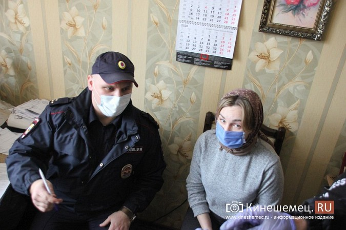 В кинешемском кафе выявлен факт нарушения масочного режима фото 4