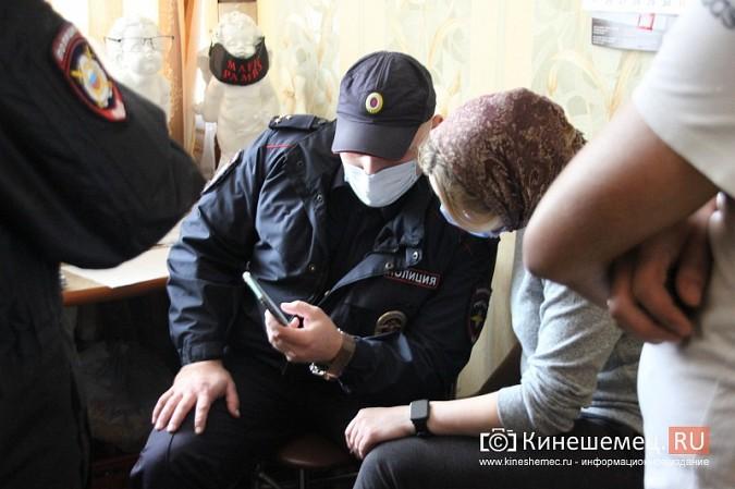 В кинешемском кафе выявлен факт нарушения масочного режима фото 7