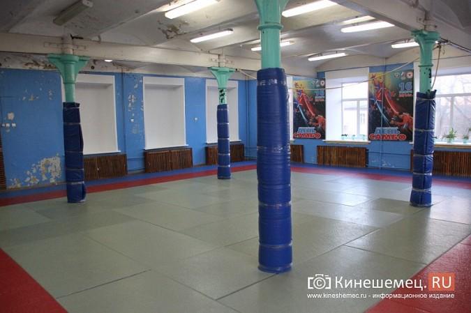 Глава Кинешмы пришел в ужас от зала, где тренируются прославленные самбисты фото 7