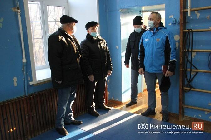 Глава Кинешмы пришел в ужас от зала, где тренируются прославленные самбисты фото 10