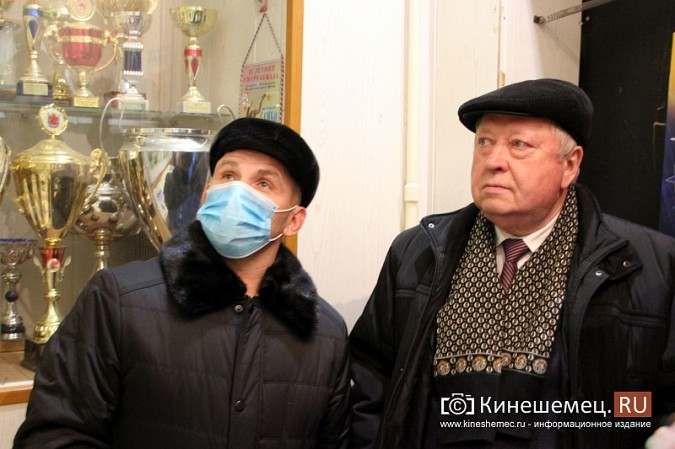 Глава Кинешмы пришел в ужас от зала, где тренируются прославленные самбисты фото 16