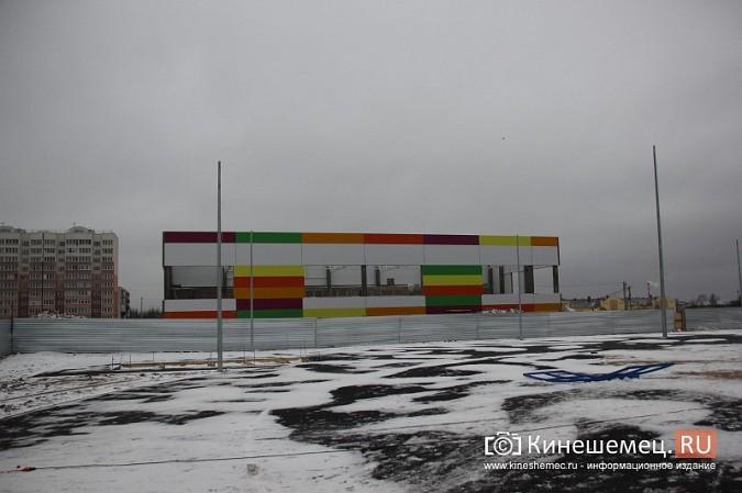 Переживет ли зиму уложенное в ненастье покрытие мини-стадиона на ул.Гагарина? фото 2