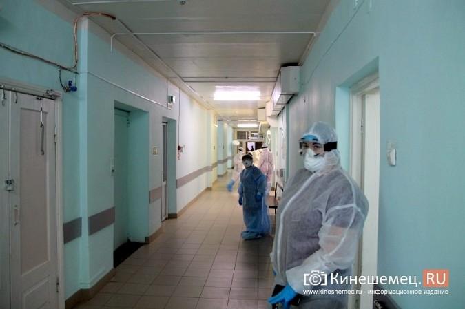 Кинешемский родильный дом: репортаж из «красной зоны» фото 9