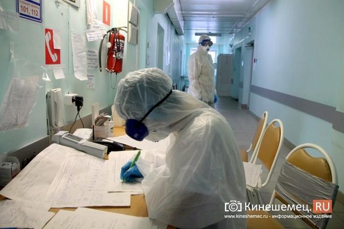 Кинешемский родильный дом: репортаж из «красной зоны» фото 4