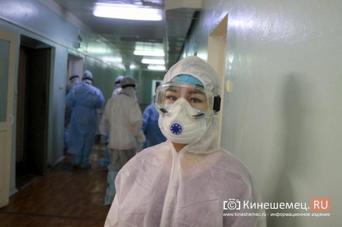 Кинешемский родильный дом: репортаж из «красной зоны» фото 21