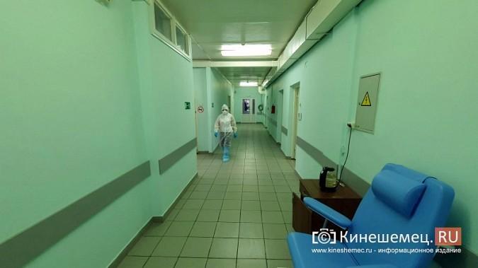Кинешемский родильный дом: репортаж из «красной зоны» фото 17