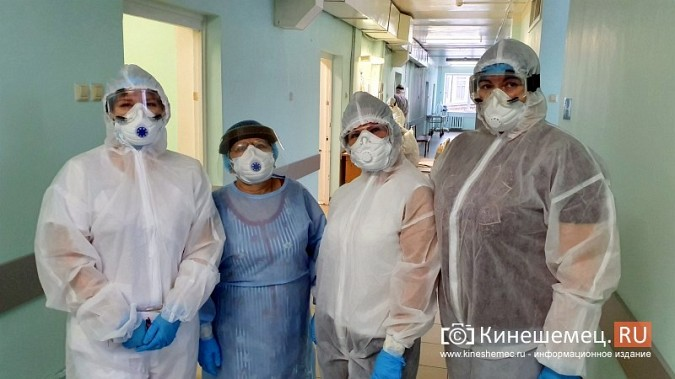 Кинешемский родильный дом: репортаж из «красной зоны» фото 19