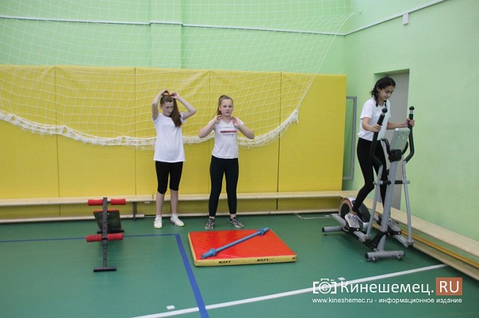 Ремонт спортивных залов в кинешемских школах продолжится фото 4