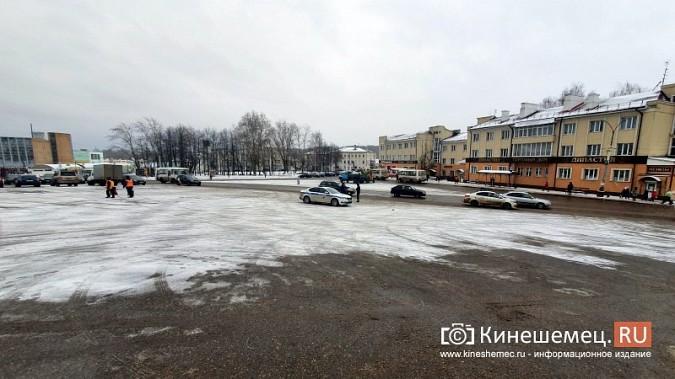 Made in Kineshma: под дождем и снегом в городе завершают формировать комфортную среду фото 2