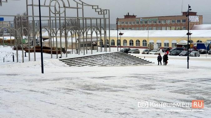Made in Kineshma: под дождем и снегом в городе завершают формировать комфортную среду фото 3