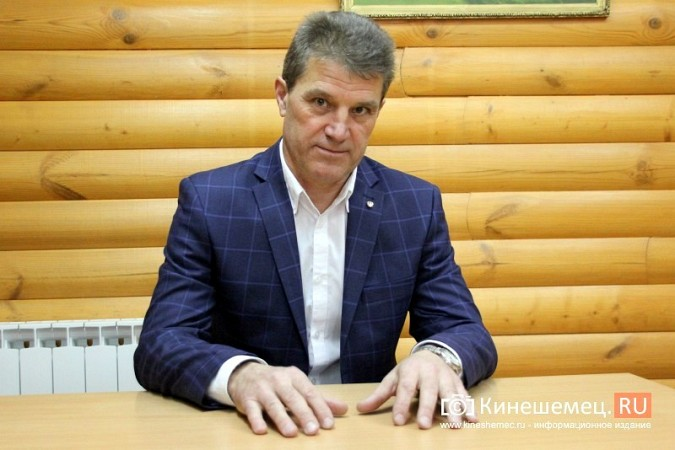 Андрей Саченко: Иду на конкурс мэра Кинешмы, считая, что выбирать его должны жители фото 3