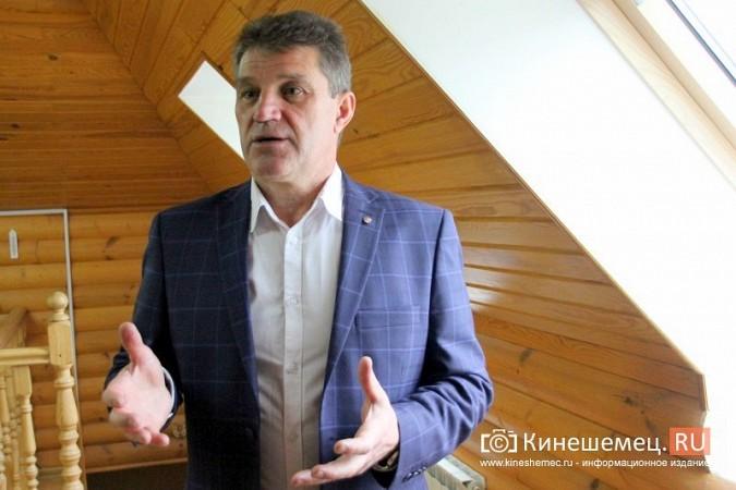 Андрей Саченко: Иду на конкурс мэра Кинешмы, считая, что выбирать его должны жители фото 5