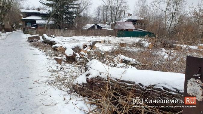 На ул.Островского УГХ расчищает место под строительство офтальмологического центра фото 3