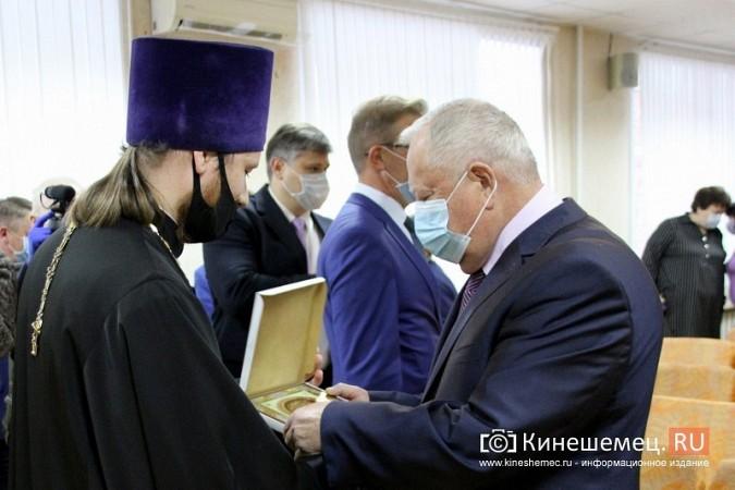 В Кинешме состоялась инаугурация мэра Вячеслава Ступина фото 20