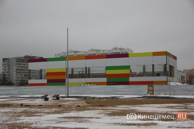 В Кинешме в рамках нацпроекта «Демография» завершается строительство нового бассейна фото 8