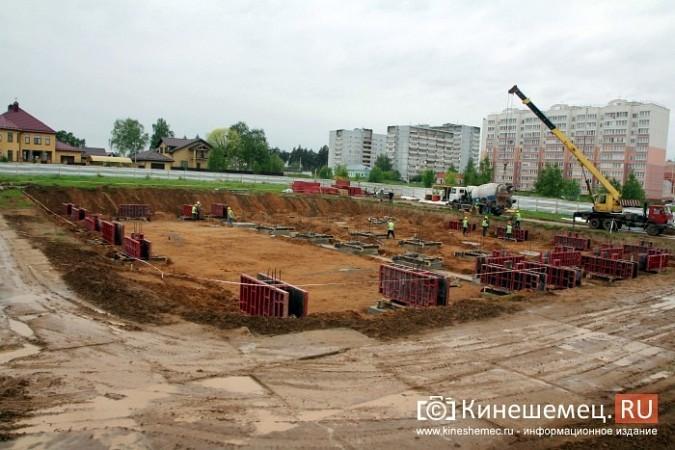 В Кинешме в рамках нацпроекта «Демография» завершается строительство нового бассейна фото 3