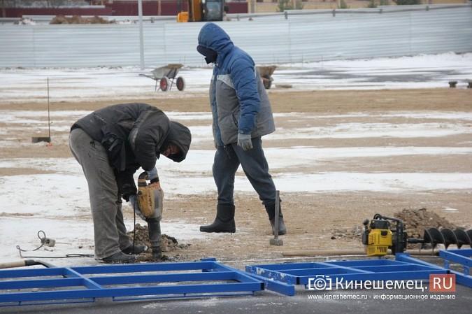 В Кинешме в рамках нацпроекта «Демография» завершается строительство нового бассейна фото 10