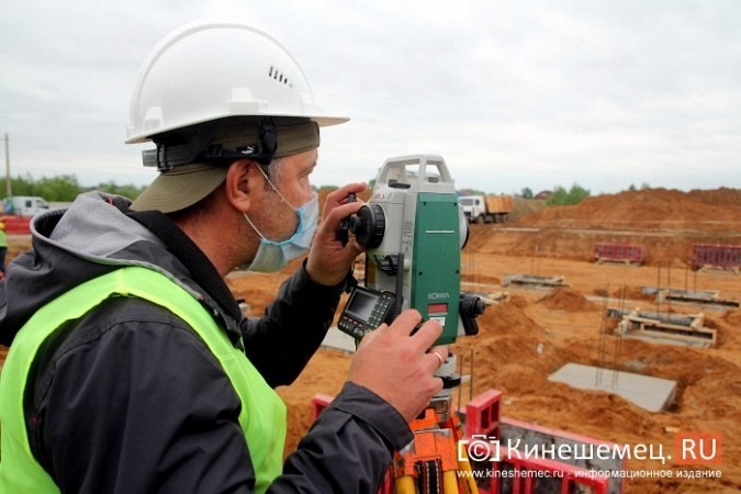 В Кинешме в рамках нацпроекта «Демография» завершается строительство нового бассейна фото 6