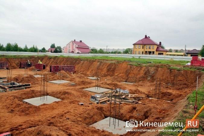 В Кинешме в рамках нацпроекта «Демография» завершается строительство нового бассейна фото 5