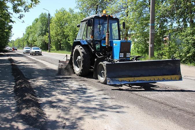 В Кинешме второй этап ремонта дорог начали с ул. Ивана Виноградова фото 3